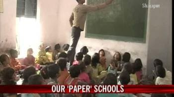 Video : Our 'paper' schools