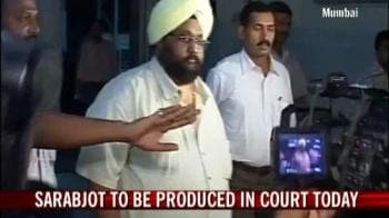 Video : Buta Singh's son arrested by CBI