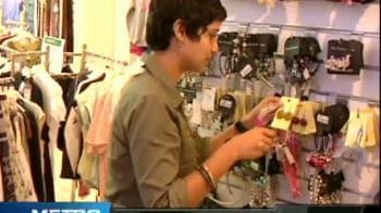 Video : Shop till you drop!