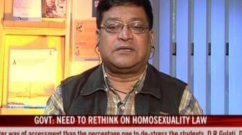 Video : The gay debate