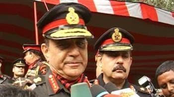 Video : No increase in Chinese incursions, says Army chief