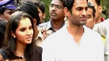 Video : Is Shoaib-Sania marriage in trouble?