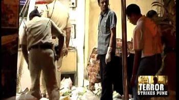 Video : Pune conspiracy: Lashkar plan implemented by Mujahideen?