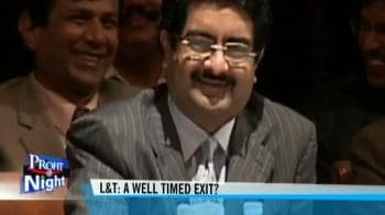 Video : L&T sells 11.49% stake in Ultratech