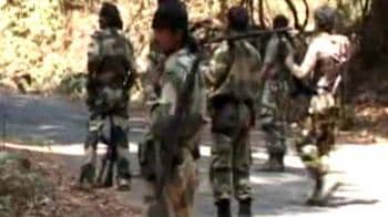 Video : 73 security men killed by Naxals in Chhattisgarh