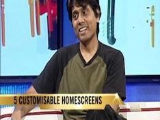 Nagesh Kukunoor on LG GM730