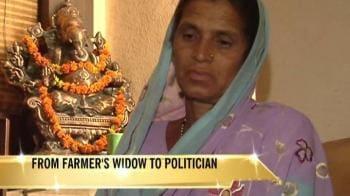 Video : Rahul's Kalavati to contest elections