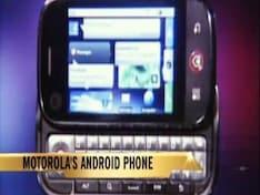 Motorola's Android phone