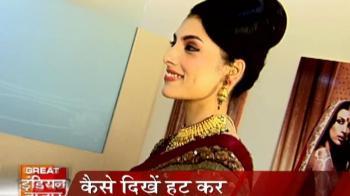 Videos : Makeup tips for wedding rituals