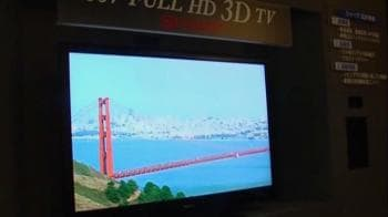 Video : HD 3D technology at CEATEC 2009