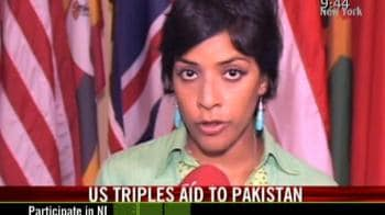 Video : US House approves increased aid to Pak