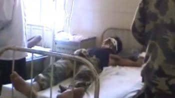 Video : Naxal bloodbath in Chhattisgarh