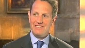 Video : Global recovery looks very strong: Timothy Geithner