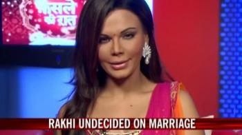 Rakhi Sawant all set to tie the knot
