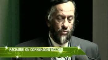 Video : RK Pachauri speaks on Copenhagen accord