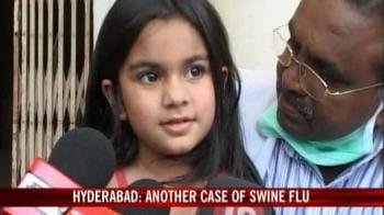 Video : Hyderabad: Another case of Swine flu