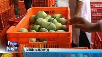 Video : Mandis to undergo makeover?