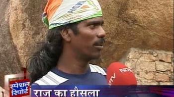 Videos : Meet India's Spiderman