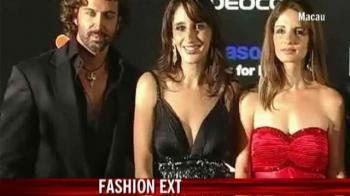 Video : IIFA fashion