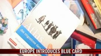 Video : Green Card versus Blue Card
