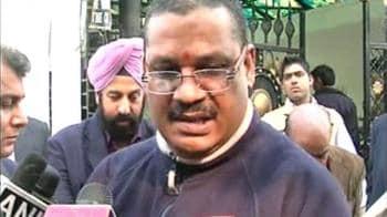 Video : Kirti Azad storms out of Delhi cricket body meet