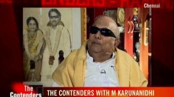 Video : The Contenders with M Karunanidhi