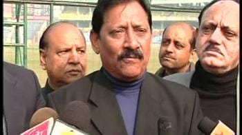 Video : Kirti Azad's charges are untrue: Chauhan