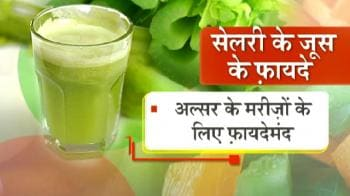 Video : Vegetable juice better than fruit juice