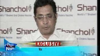 Video : Pharma majors keen on Shantha