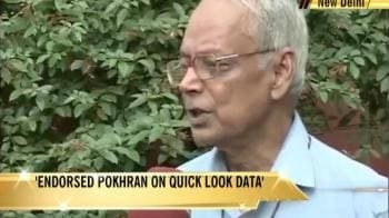 Video : Santhanam on Pokhran N-test