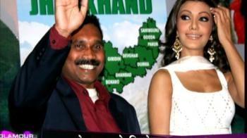 Videos : Koena Mitra caught in Koda scam