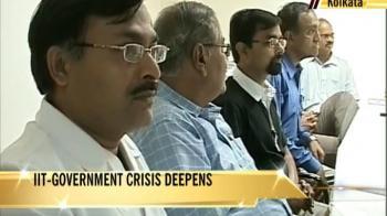 Video : IIT teachers on hunger strike on Thursday