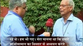 Video : Dr Santhanam questions 1998 atomic tests
