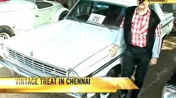 Video : Vintage treat in Chennai
