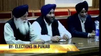 Video : By-elections in Punjab