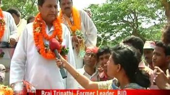 Video : Election Express reaches Orissa