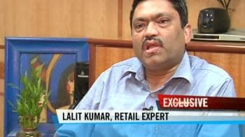 Video : Bharti Walmart JV bets big on SMEs for growth