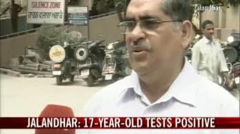 Video : First case of H1N1 in Jalandhar
