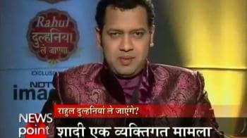 Videos : Will Rahul Mahajan find his true life partner?