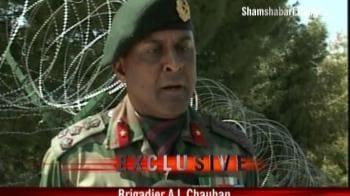 Video : Winters no deterrent for terrorists