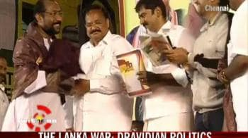 Video : Lanka War: Dravidian Politics
