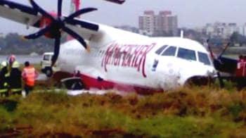 Video : Mumbai airport, runway to trouble