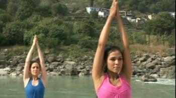 Videos : संतुलित शरीर हासिल करें...