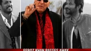 Bollywood actor Feroz Khan dies