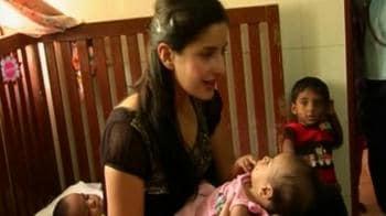 Video : Meet Katrina, the real star
