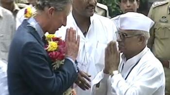 Video : From Prince Charles to the President