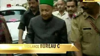 Video : Corruption case against Virbhadra Singh