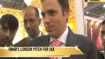 Video : Omar's pitch for Jammu and Kashmir tourism