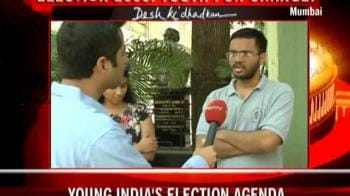 Video : Urban youth and Elections 2009