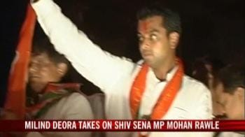 Video : Follow The Leader: Milind Deora